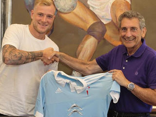 John Guidetti lands permanent move to Celta Vigo after seven years and five loan spells at Manchester City.
