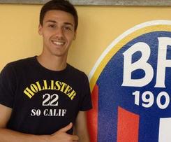 Bologna sign Marti Riverola from Barcelona.