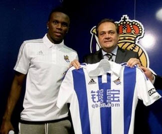 Real Sociedad have made their first move in the transfer market this summer by signing Portuguese winger Bruma on loan from Galatasaray.