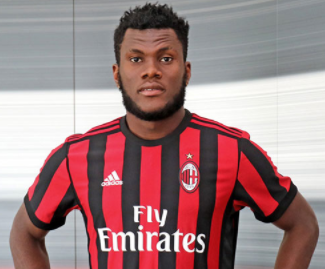 AC Milan complete move to sign Franck Kessie on a two-year loan deal from Atalanta with the obligation to buy.