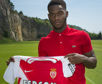 Jordy Gaspar has left Lyon for Monaco, signing a three-year deal with the Ligue 1 champions.