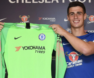 Chelsea have broken the world record transfer fee for a goalkeeper by signing Kepa Arrizabalaga from Athletic Bilbao for £71.6m on a seven-year deal.