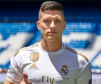 Real Madrid have secured the signing of Eintracht Frankfurt striker Luka Jovic for 60 million euros.