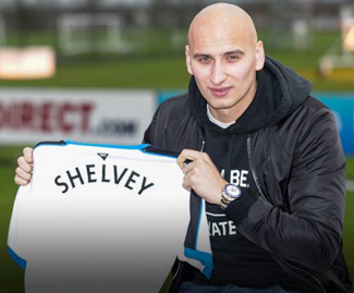 Newcastle United have completed the signing of England international midfielder Jonjo Shelvey from Swansea City.