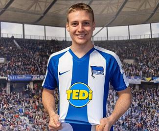 Hertha Berlin have signed Argentine midfielder Santiago Ascacíbar from Stuttgart for €10m.