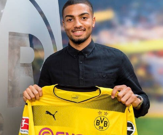 Borussia Dortmund have completed the transfer of full-back Jeremy Toljan from Hoffenheim for a reported fee of €5 million.