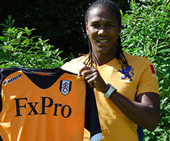 Hugo Rodallega joins Fulham on free transfer from Wigan.
