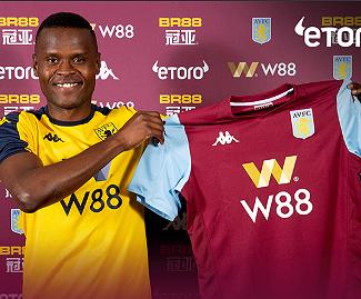 Aston Villa have completed the signing of Mbwena Ally Samatta from Genk for a fee rising to £10m.