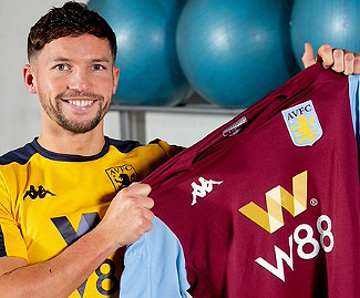 Chelsea midfielder Danny Drinkwater has joined Aston Villa on loan until the end of the season.