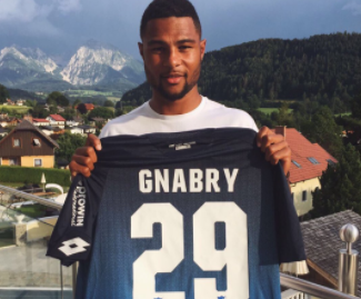 Bayern Munich have confirmed summer signing Serge Gnabry will spend the 2017-18 season on loan at TSG Hoffenheim following his move from Werder Bremen.