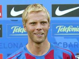 Tottenham have signed Monaco forward Eidur Gudjohnsen on loan until the end of the season