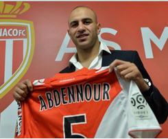 Monaco sign Tunisia defender Aymen Abdennour.