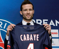 Paris St Germain have confirmed the signing of Newcastle United midfielder Yohan Cabaye for a fee of around £20m.