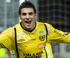 Cagliari agree deal for Mjallby's Moestafa El Kabir