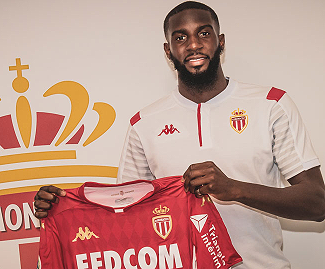 Tiémoué Bakayoko completes a loan move to Monaco from Chelsea with an option to buy.