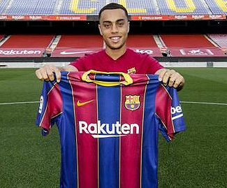 Barcelona have completed the signing of right-back Sergino Dest from Ajax in a deal worth up to €26.2m