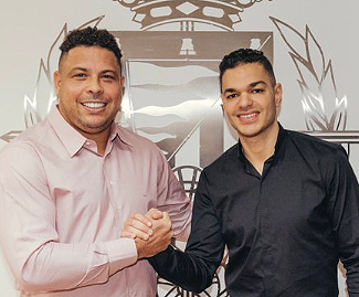 Former Newcastle United winger Hatem Ben Arfa has joined La Liga side Real Valladolid on a six-month deal.