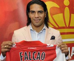 Colombian striker Radamel  Falcao joins Monaco revolution in €60m deal.