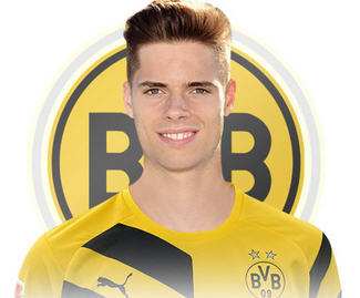 Borussia Dortmund have signed 19-year-old Julian Weigl from second division side TSV 1860 Munich ahead of the 2015/16 season.