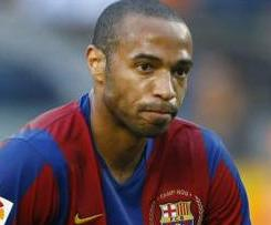 New York Red Bulls sign  Thierry Henry from Barcelona