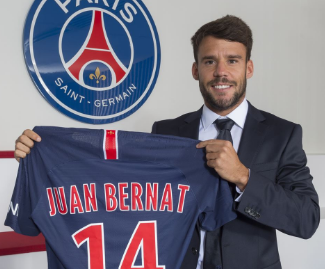 Juan Bernat has joined Paris Saint-Germain from Bayern Munich on a €15 million, three-year deal, the Ligue 1 champions have announced.