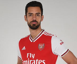 Pablo Mari has joined Arsenal on loan until the end of the season from Flamengo.