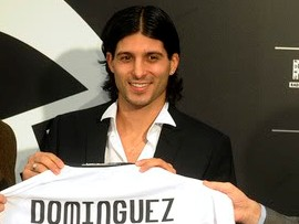 Valencia sign Argentinian forward Alejandro Dominguez from Rubin Kazan