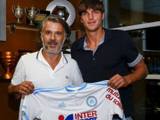 Paolo De Ceglie have been loaned out to Marseille from Juventus.