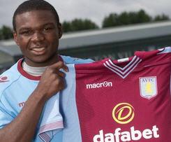 Aston Villa sign Danish international defender Jores Okore from FC Nordsjaelland.