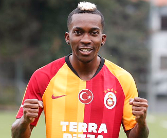 Galatasaray have completed the signing of Henry Onyekuru on loan from Monaco until the end of the 2019-20 season.