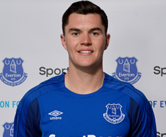 Everton have completed the signing of Burnley's Michael Keane for an initial fee of £25m.