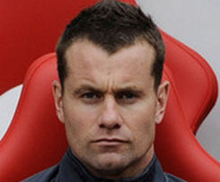 Aston Villa have announced the signing of Shay Given from Manchester City