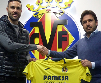 Leicester midfielder Vicente Iborra has moved to Villarreal on a permanent deal.