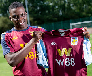 Aston Villa have signed Zimbabwe international midfielder Marvelous Nakamba - their 12th signing of the summer.