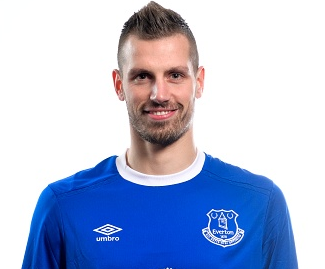Everton have completed the signing of Morgan Schneiderlin from Manchester United for £24million on a four-and-a-half year deal.