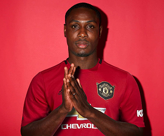 Manchester United have signed former Watford striker Odion Ighalo from Shanghai Shenhua on loan until the end of the season.
