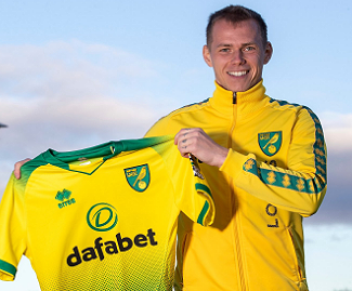 Norwich City have signed Slovakia attacking midfielder Ondrej Duda on loan from Hertha Berlin for the rest of the season.