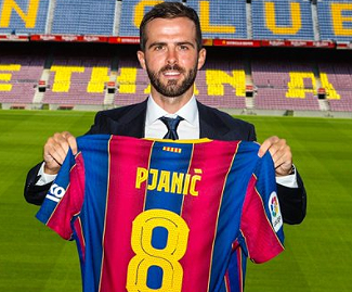 Barcelona have confirmed the signing of Miralem Pjanic from Juventus on a deal that could rise to be worth €65 million.