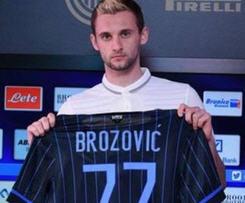 Inter Milan sign Croatia international Marcelo Brozovic from Dinamo Zagreb.